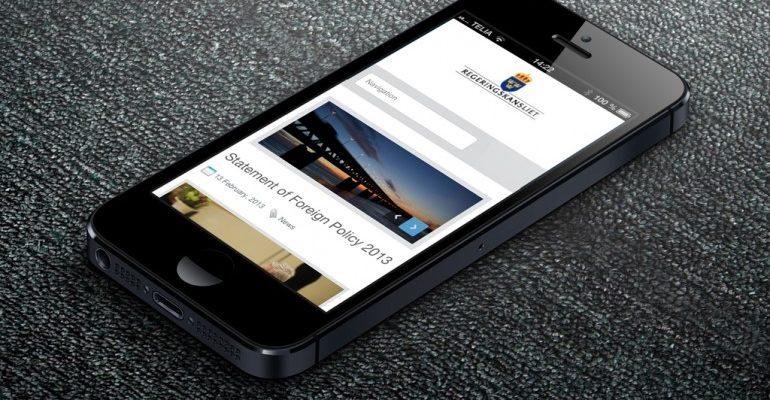 Responsive web design för swedishconsulates.se