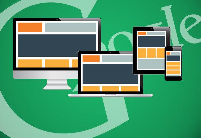 Mobilanpassa din hemsida nu eller sjunk på Google