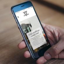 Terräng, Väg & Sjö webbplats