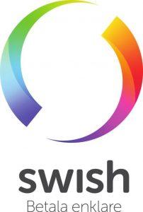 Betala enklare med Swish. Betallösning