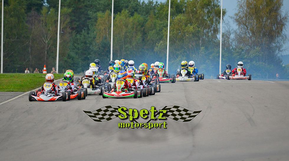 Spetz Motorsport växlar upp
