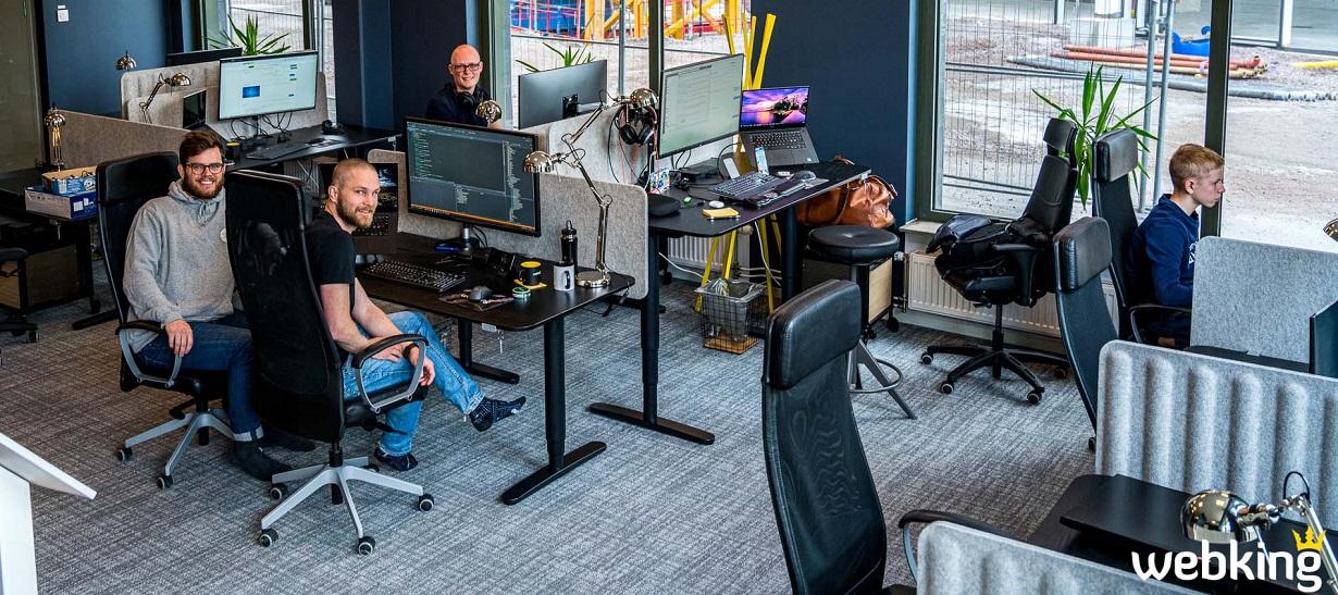 webkingkontoret, webkings kontor