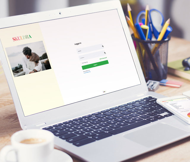 Skuldra – Ett perfekt webbaserat hjälpmedel för budget- och skuldrådgivare