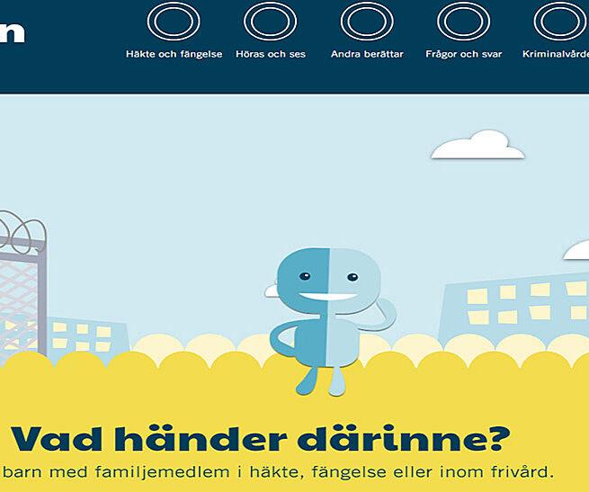 sajten insidan till kriminalvården